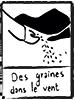 Des graines dans le vent – Producteurs bio Logo